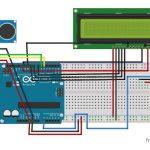 DIY Digital Distance Measuring Device In HIndi