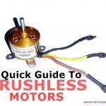 Brush less Dc Motor क्या है?Dron बनाने के लिए