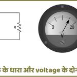 किरचॉफ के धारा और voltage के नियम