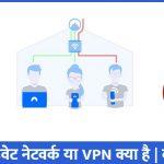 VPN क्या है ? इसका उपयोग