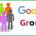 Google groups क्या है | यह कैसे काम करता है